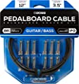 BOSS Solderless Pedalboard Cable Kit, 12 feet (BCK-12)
