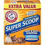Arm & Hammer Super Scoop Clumping