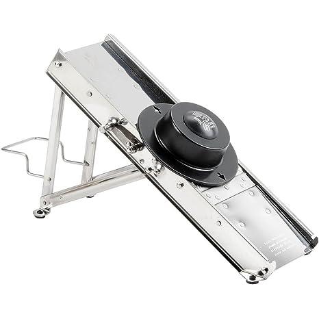 Amazon.com: Bron Coucke Bron mandolina cortador de acero ...