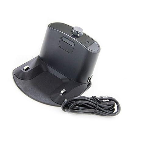 LICHIFIT - Base de Carga para aspiradora iRobot Roomba 5 6 7 8 9 Serie 595 780 880 860 805 980 960: Amazon.es: Hogar
