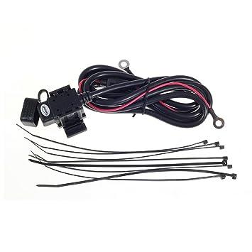 Cargador Cable Motocicleta Bicicleta USB para Móvil GPS MP3 ...