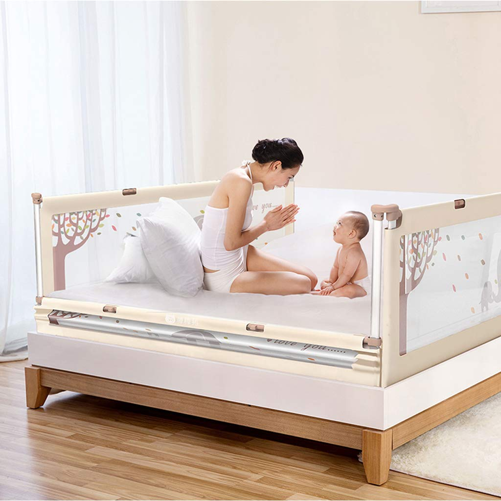 Portable Foldable Bed Rail Bed Guard Protection Safety Infant Child Toddler Safety Bed Rail Baby Kids Protective Guard Gate by SONGTING Guardrail (Image #3)