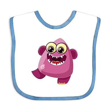 Amazon.com: Baberos superabsorbentes para bebé, con dibujos ...