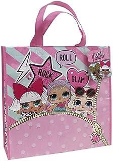TOYLAND Borsa a Tracolla per Bambini LOL Rock-Roll-Glam - Borsa della Spesa - Regali LOL Suprise Toyland®