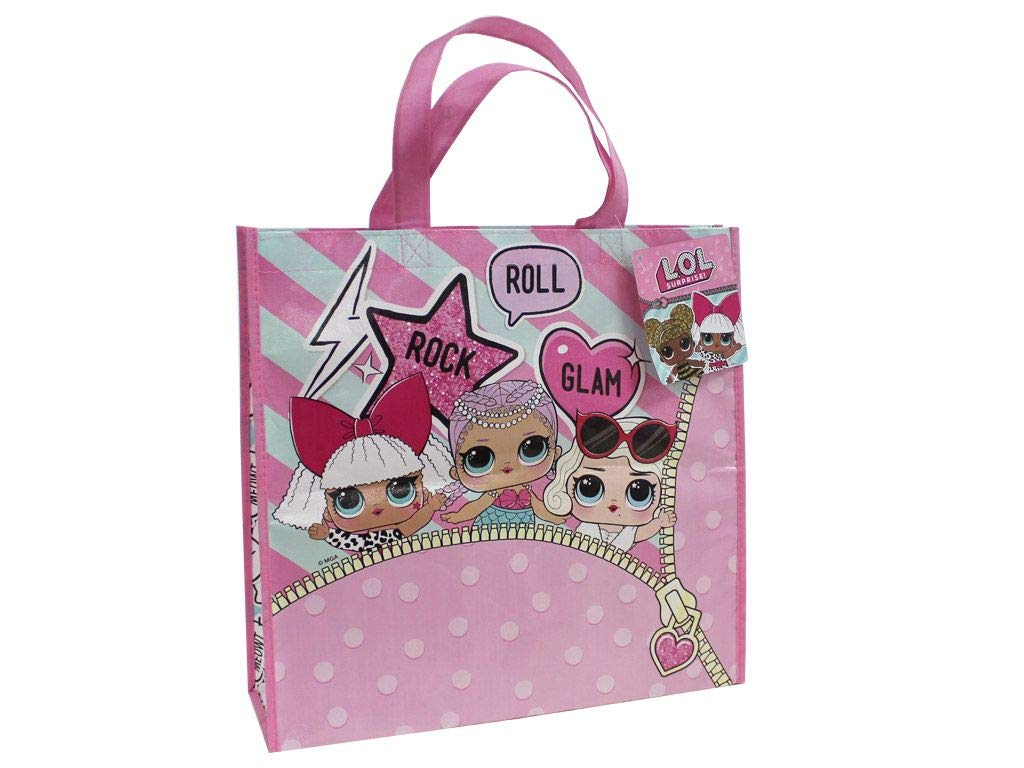 LOL Rock-Roll-Glam Children's Shoulder Bag - Shopping Bag - LOL Suprise Gifts