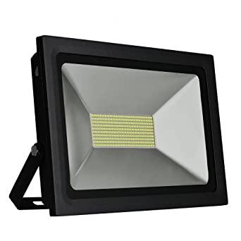 Solla 100w led flood light outdoor security lights super bright solla 100w led flood light outdoor security lights super bright led floodlight waterproof landscape spotlights mozeypictures Gallery