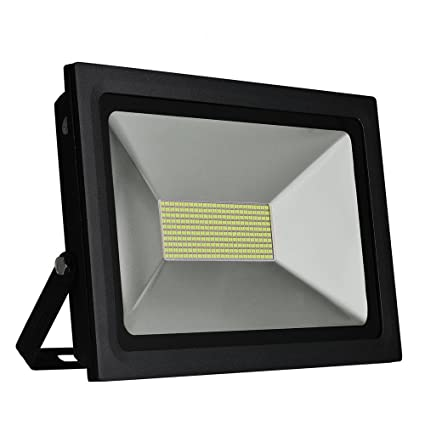 Solla 100W LED Flood Lights Outdoor Security Lights, 8600 LM, Warm White  (2700