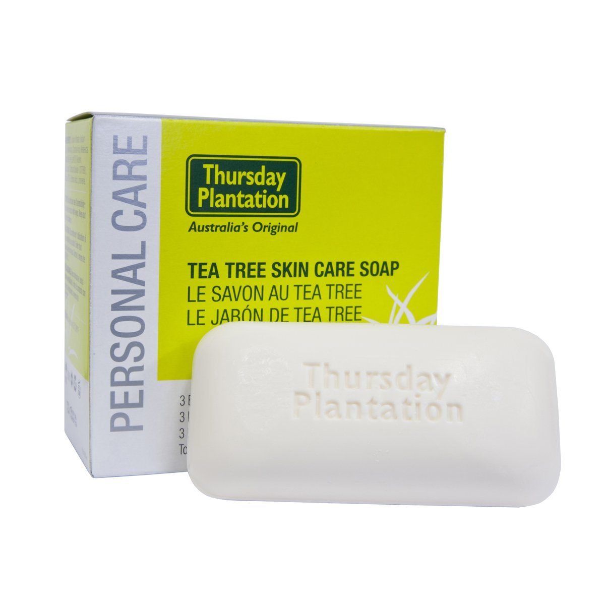 Thursday Plantation Tea Tree Skin Care Soap, 345g