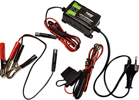 chargeur batterie moto amazone