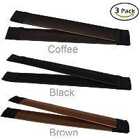 3 PACK Hair Bun Maker Hair Band Accessory Hair Bun Shaper Perfect Hair Bun Making Tool For Girls Women