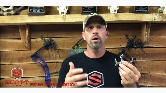 Scott Archery Ascent Micro 4 Finger Release
