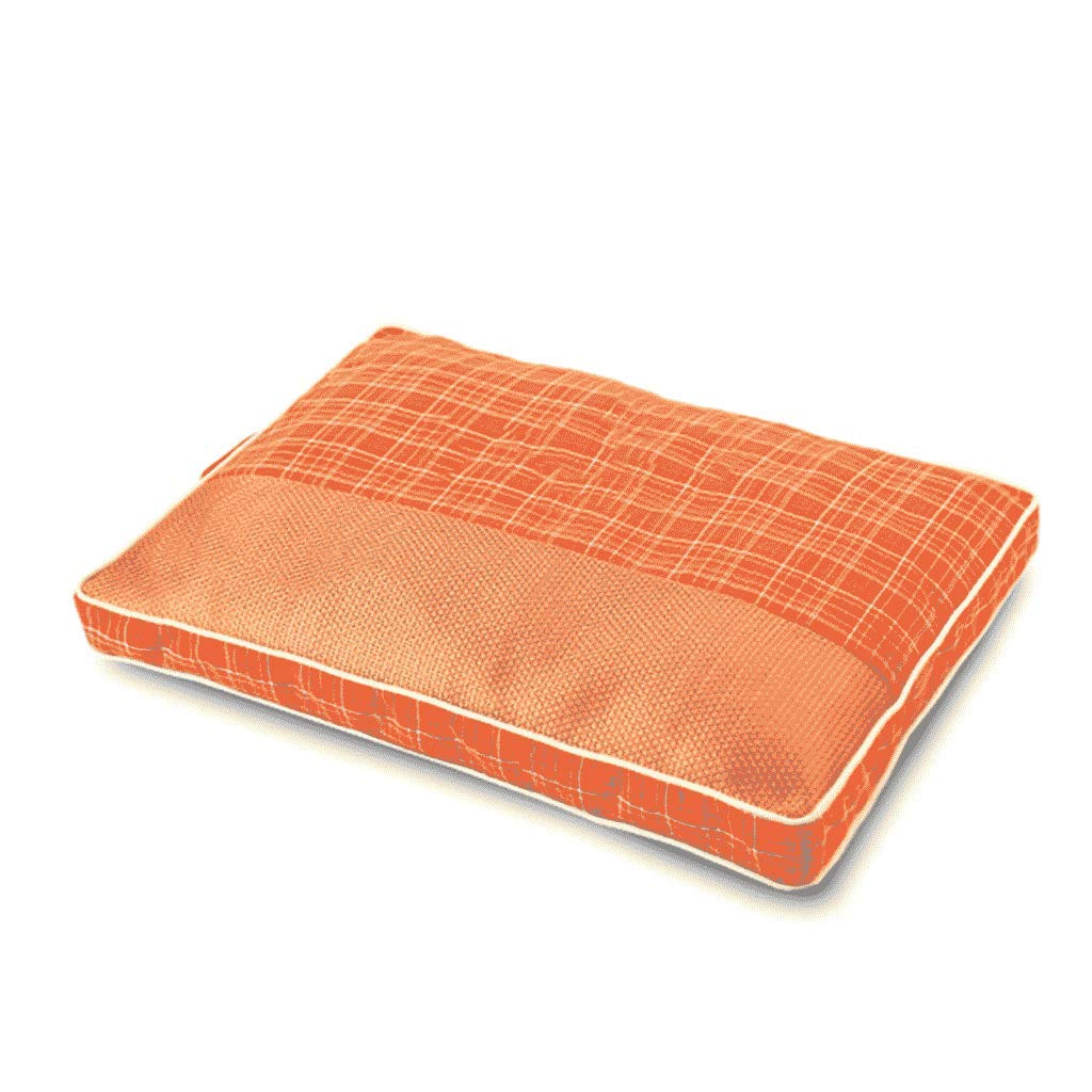Kennel Small And Medium Dog Dog Pad Pet Nest Mat Bite Removable And Washable Dog Supplies WHLONG