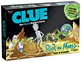 USAopoly Rick & Morty Clue Board Game