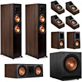 Klipsch RP-6000F 7.1.2 Dolby Atmos Home Theater System - Walnut