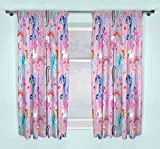 My Little Pony Crush | Childrens Bedroom 54 Inch Curtains | Perfect For Any Girls Bedroom