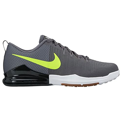 the best attitude 9316a 4a134 Mens Nike Zoom Train Action Training Shoe Dark GreyVoltBlackWolf Grey  Size 8 M US Buy Online at Low Prices in India - Amazon.in