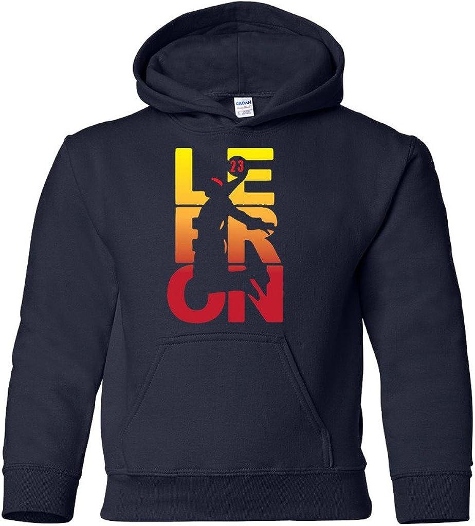 City Shirts Mens New Lebron Cleveland Fan Wear DT Youth Los Angeles LA Kids Sweatshirt Hoodie