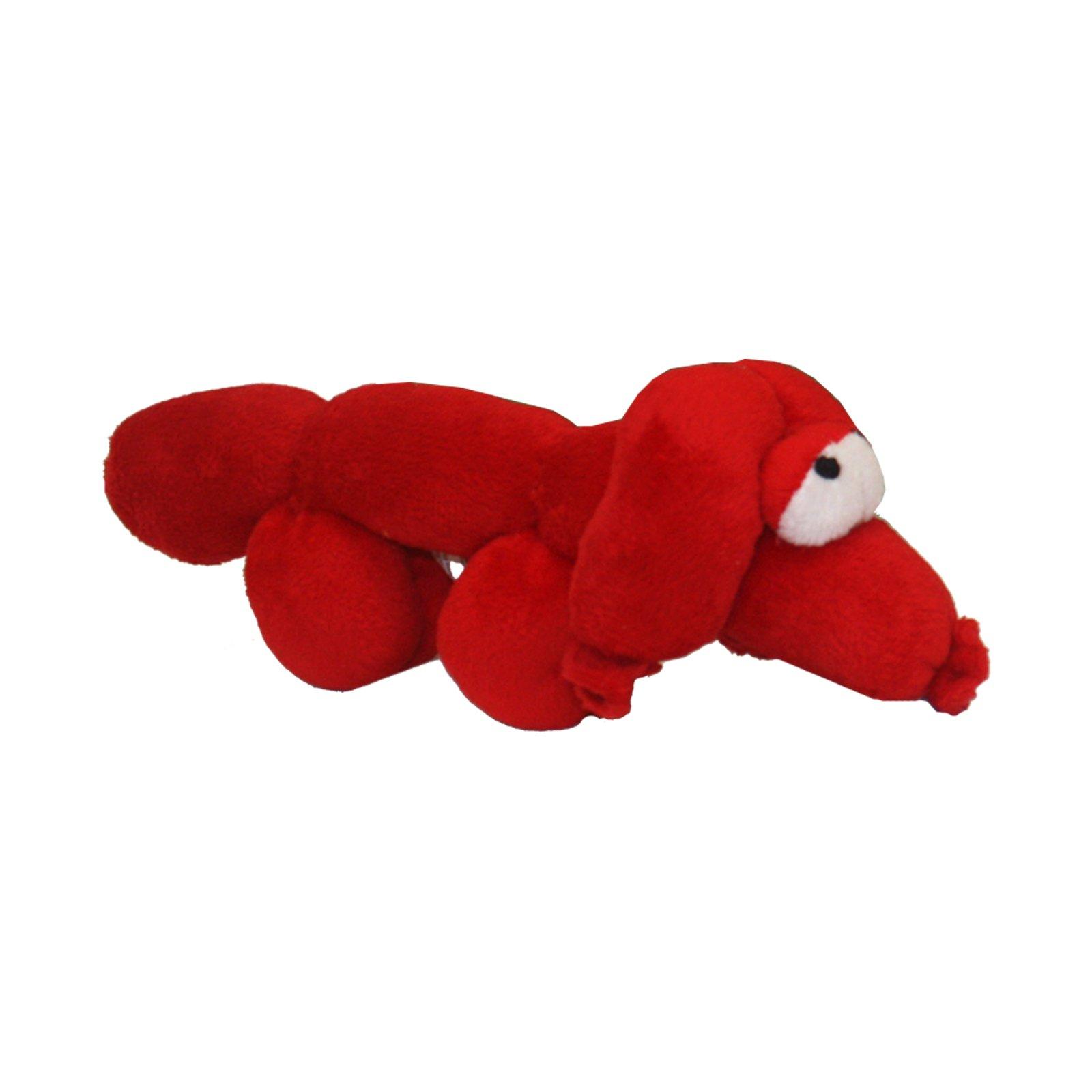 Multipet Balloon Animal Dog Plush Toy, 10''