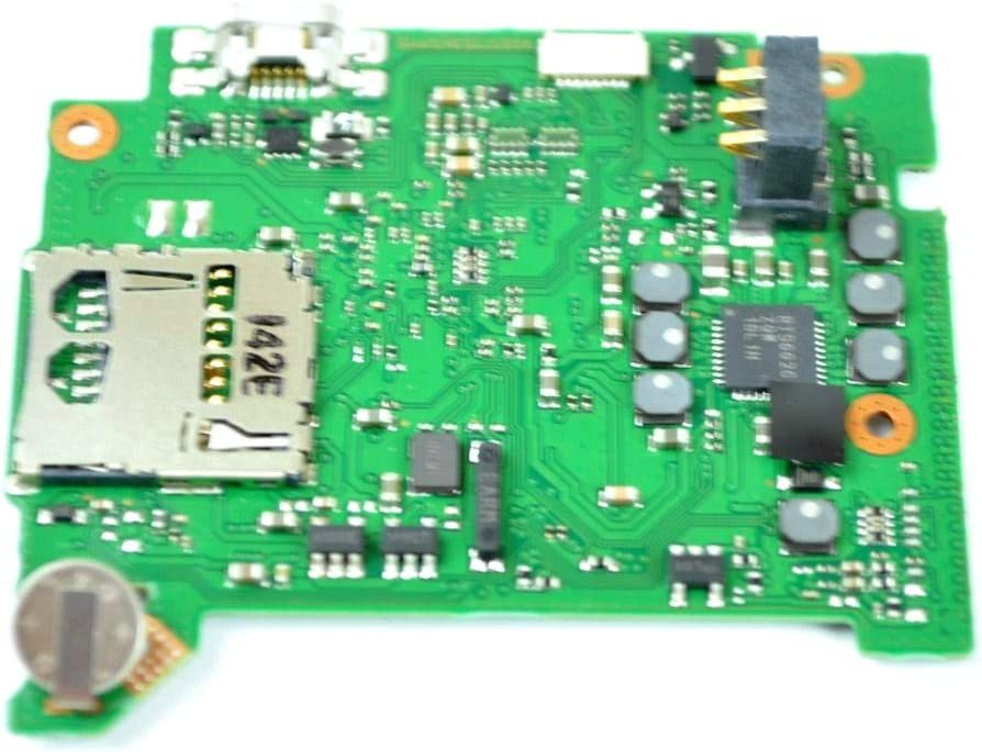 Replacement Repair Parts Samsung WB35F Camera System Mainboard MCU PCB