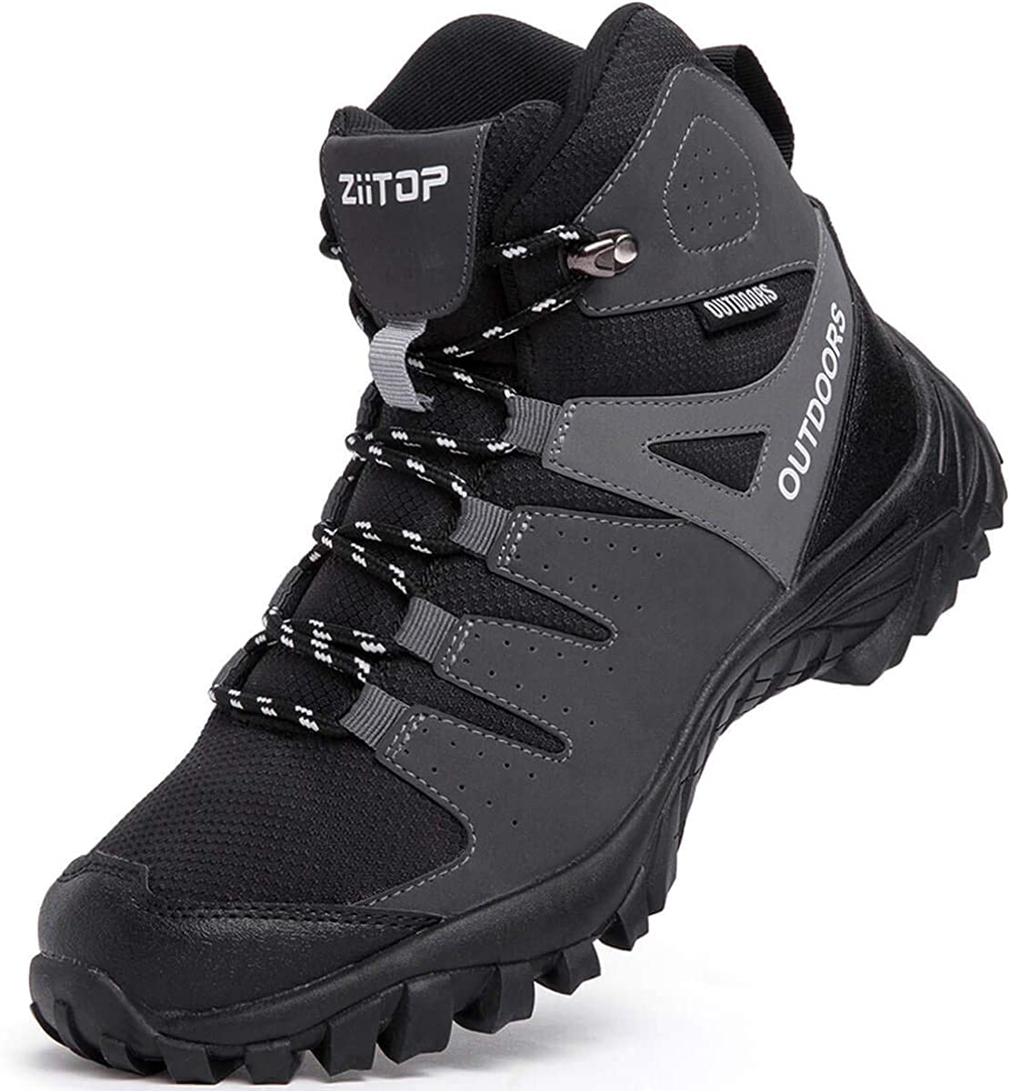 Traction Grip Outdoors Hiker Boot