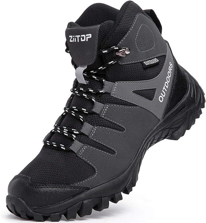 Amazon.com   Mens Hiking Boots