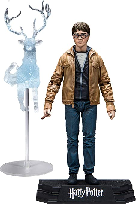 "Harry Potter 7/"" Action Figure McFarlane Harry Potter"
