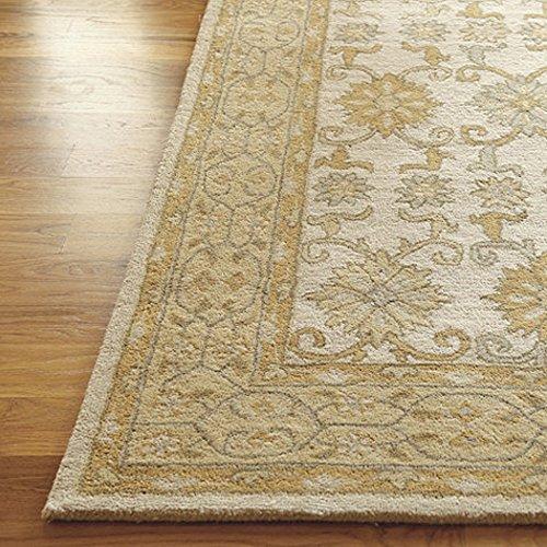 Ballard Designs 8 X 10 Tabitha Handmade Persian Style Area Rugs   Carpet