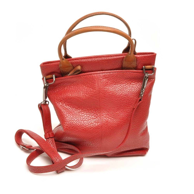 berba Chamonix 458 Handbag in red