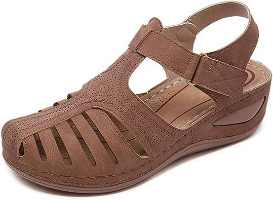 Harence Summer Women Sandals Casual