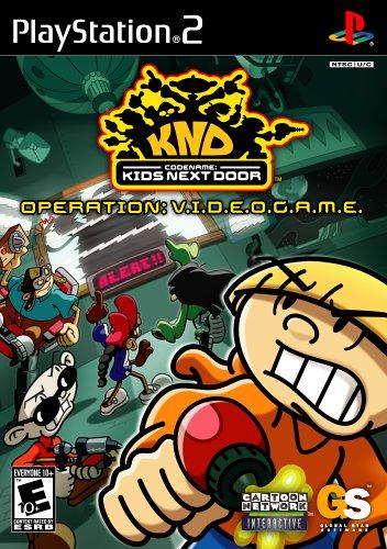 Codename Kids Next Door for PlayStation - Code Pilot Discount