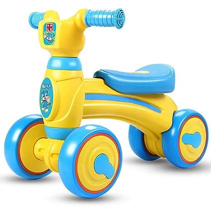 Amazon.com: Patinete balanceado para niños de 1 a 3 años de ...