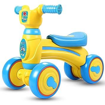 Scooter Balanceado para Niños 1-3 Años Bebé Regalo De ...
