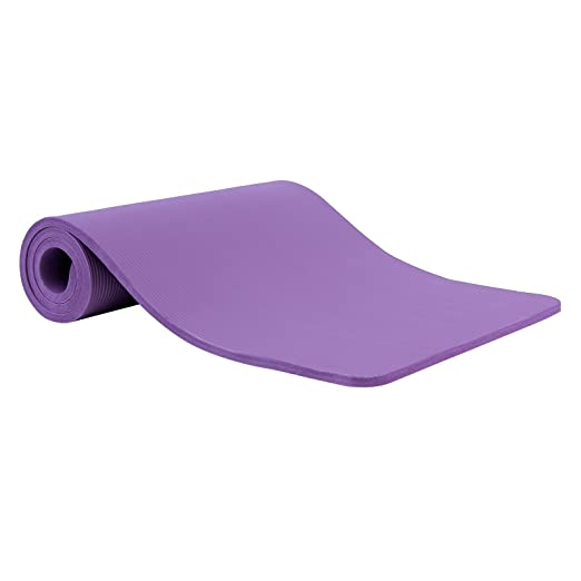 JmeGe Colchoneta de Yoga, colchoneta de Yoga Antideslizante Yo01 de 1/3