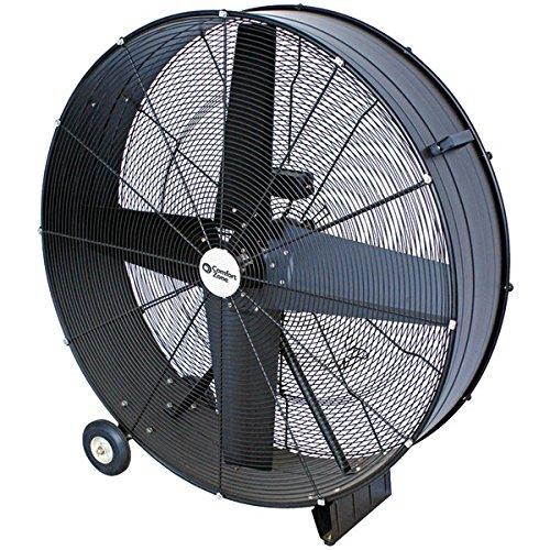 Comfort Zone 24'' Direct-Drive Barrel Fan