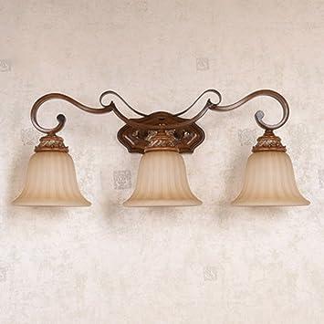 Zwl Wandleuchte Spiegel Vorne Leuchten Badezimmer Lichter Eisen