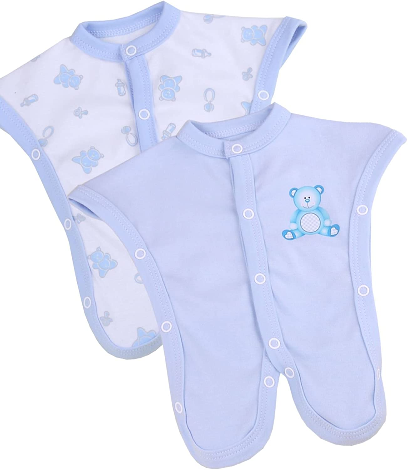 BabyPrem Baby Clothes Preemie Micro Boys Girls Sleeper Footie One Piece