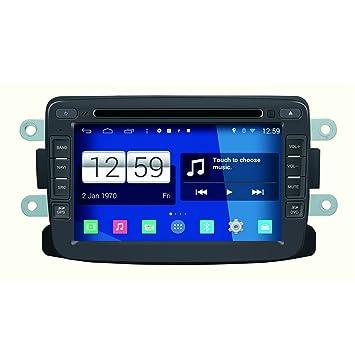 Auto tienda S160 Quad Core Pure Android 4.4 GPS Multimedia para coche para Renault Duster Radio