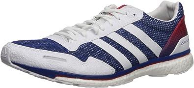 pecho Competitivo Plano  Amazon.com | adidas Men's Adizero Adios Aktiv Running Shoe | Road Running