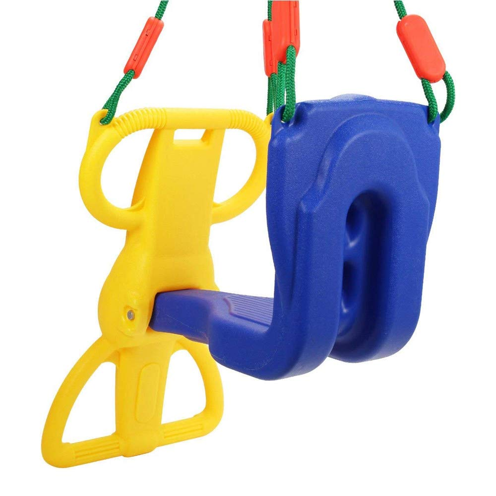 COLORTREE Wind Rider Swing Playset Heavy Duty Ride Set Glider by COLORTREE (Image #3)