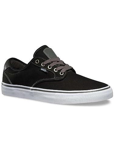4da8ae9d2a Image Unavailable. Image not available for. Color  Vans Chima Ferguson Pro ( Black Charcoal White) Men s Skate Shoes-7
