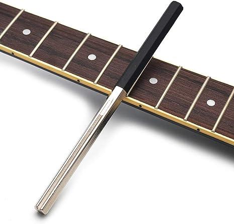 N / C 2 Piezas de Herramientas para trastes de Guitarra ...