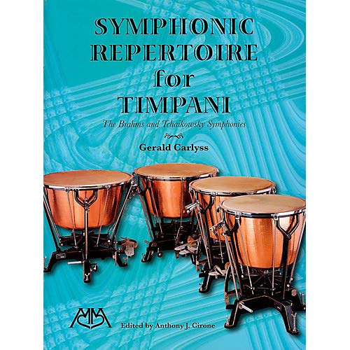 Symphonic Repertoire For Timpani - The Brahms And Tchaikowsky Symphonies Pack of 2