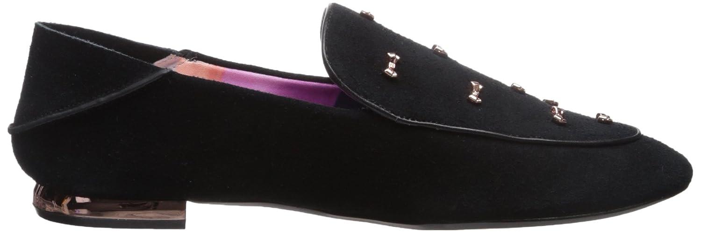 Ted Baker Womens BUIJAB SUED AF Black Sneaker