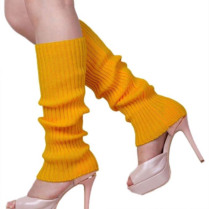 BHYDRY Calentadores de la pierna de la manera de las señoras ...