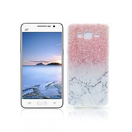 8314214a21f Funda Samsung Galaxy Grand Prime G530 Carcasa Protectora OuDu Funda para  Samsung Galaxy Grand Prime G530