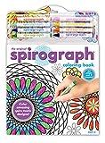 Kahootz Spirograph Coloring Book & Crayons