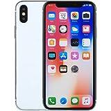 【Amazon.co.jp限定】 MockupArt 『iPhone 模型』 8 / 8PLUS/ X/XS/XS Max/XR 展示用 *版MA287 iPhoneX 银色