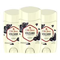 Old Spice Antiperspirant & Deodorant for Men, Invisible Solid, Volcano With Charcoal...