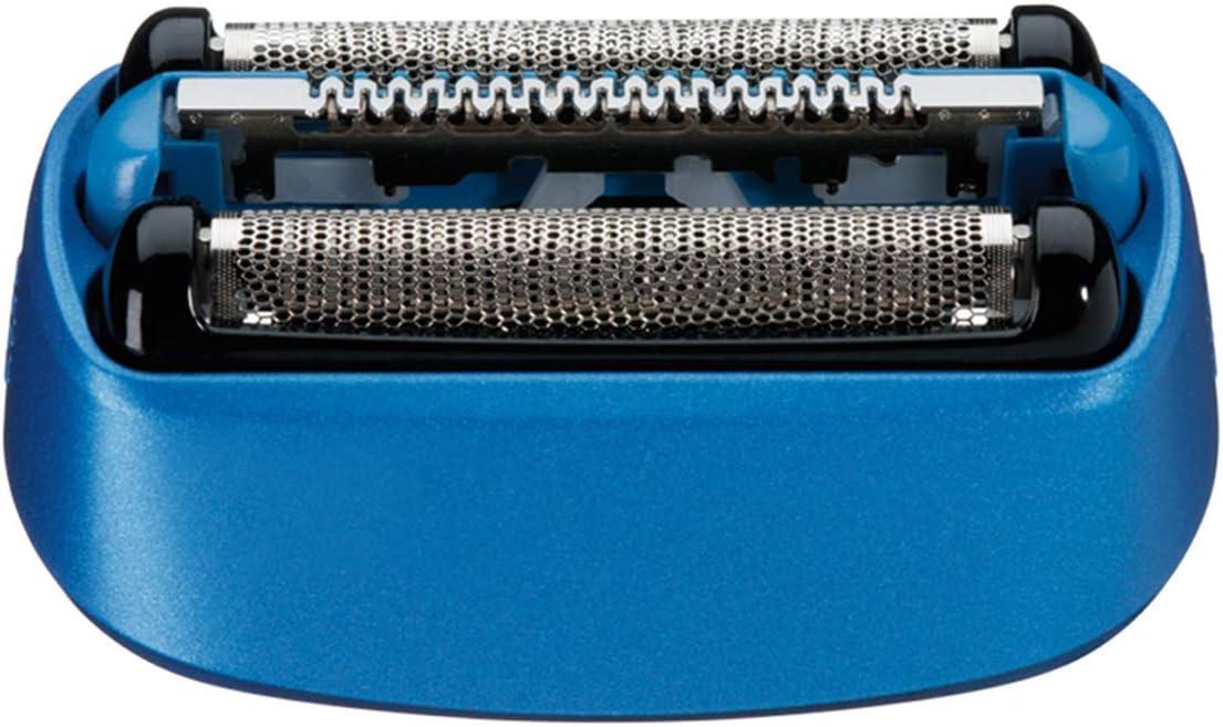 40B Shaver Foil Head Shaver Foil Head Cassette de repuesto para Braun CoolTec CT2s CT2cc CT3cc CT4s CT4cc