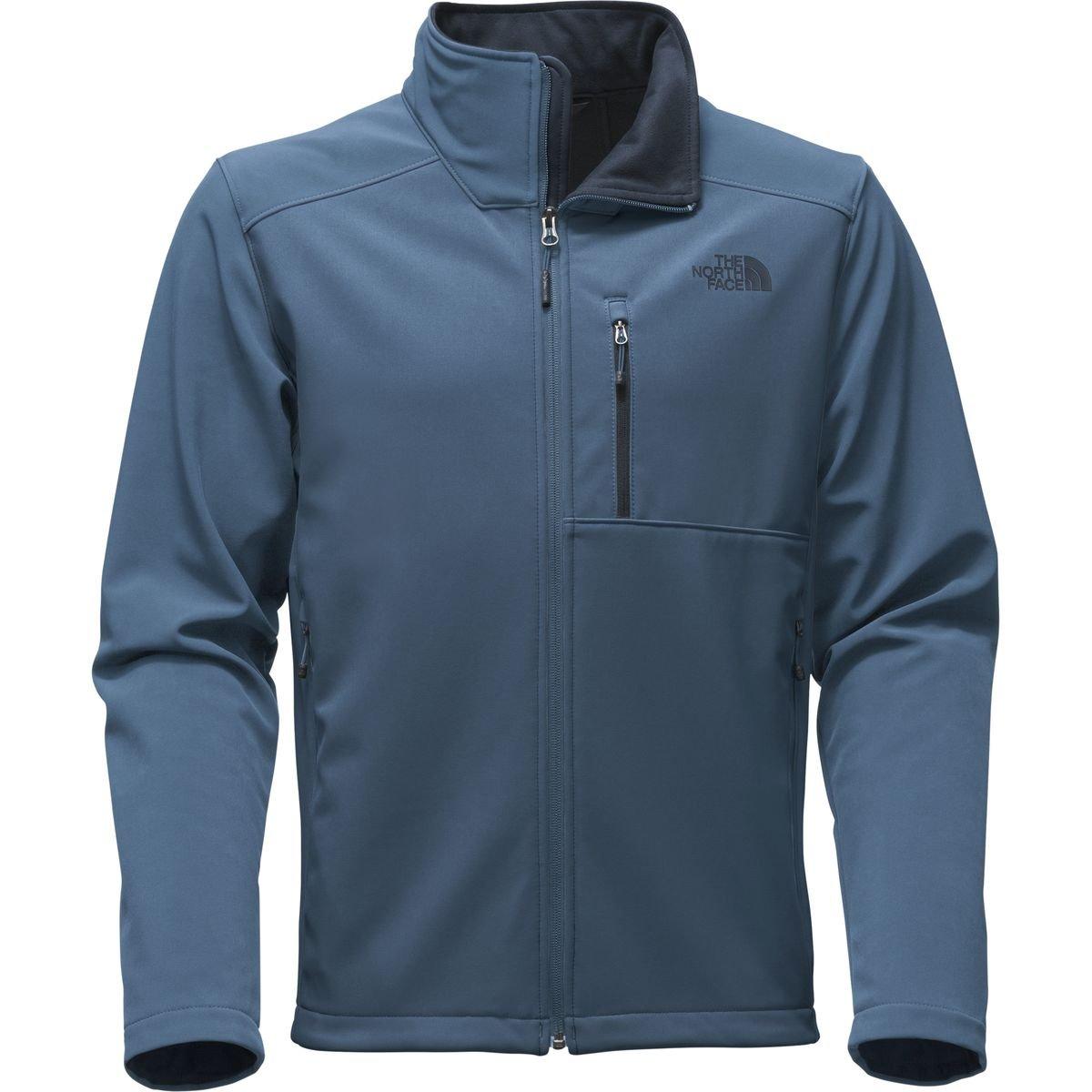 The North Face Apex Bionic Soft Shell Jacket – Men 's B01N57OPNN XXX-Large Shady Blue/Shady Blue Shady Blue/Shady Blue XXX-Large